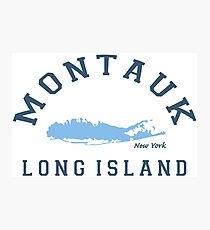 Montauk - Long Island. Photographic Print