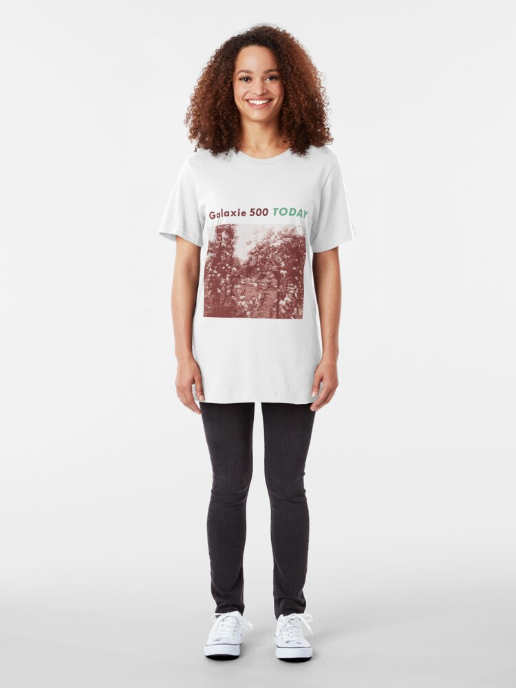 Alternate view of Galaxie 500 - Today Slim Fit T-Shirt