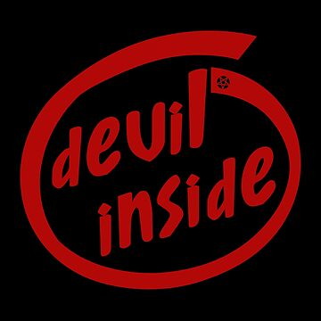 (The) Devil Inside by Weltenbrand