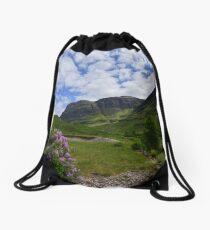 Scotland: Glencoe Drawstring Bag