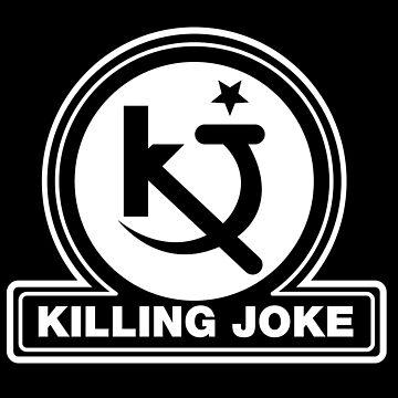 Killing Joke Logo Post-punk band by reyboot