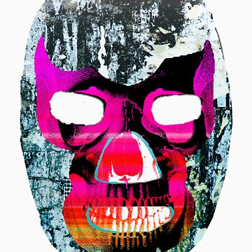 Luchador Mask by MisterSeedhead