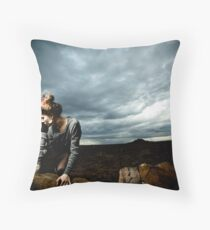Where the wild things are. Throw Pillow