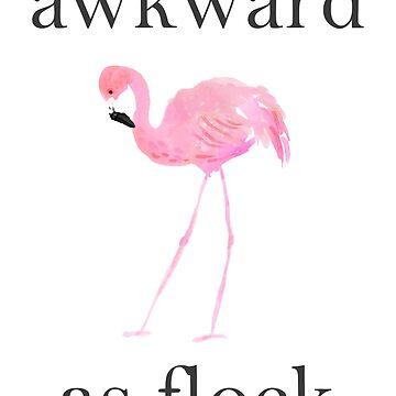 Awkward as Flock by anabellstar