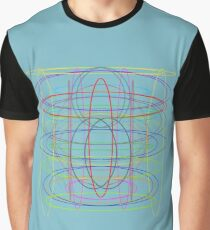 Colorful Art Graphic T-Shirt