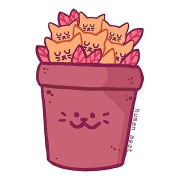Cat Flowers by AnnaDrawz