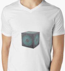 3d model of pandorica Mens V-Neck T-Shirt
