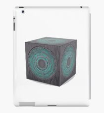 3d model of pandorica iPad Case/Skin