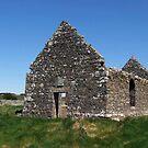 Clonca Church, Culdaff by Agnes McGuinness