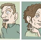 Don't listen to him! by Shawn Turek