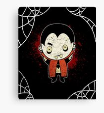 Halloween Vampir  Leinwanddruck