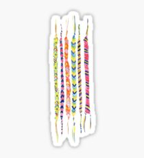 friendship bracelets Sticker