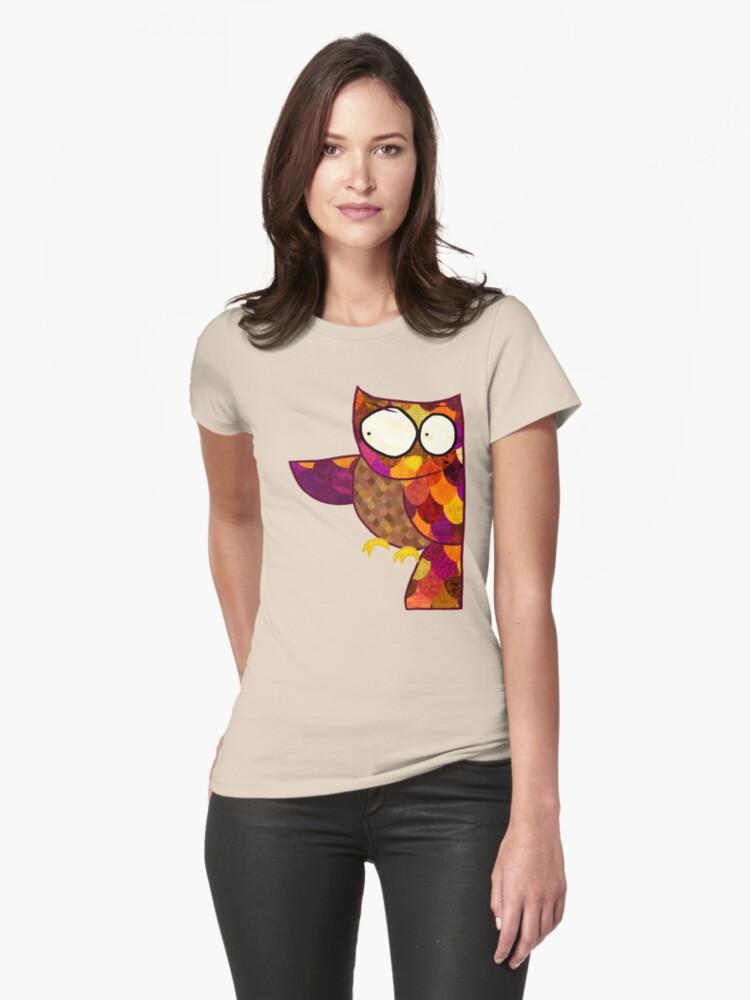Owl by Niki Smallwood