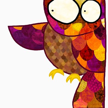 Owl by ikineth