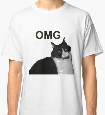 OMG Black Classic T-Shirt