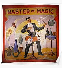 posters Vintage sideshow