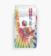 Tie Dye Jerry Hand Duvet Cover