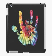 Tie Dye Jerry Hand iPad Case/Skin