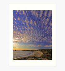 Point Peron - Western Australia  Art Print