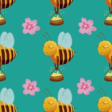 Workin' Bee  by HungryRam45