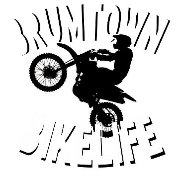 Brumtown Bikelife -back design by fatbanana