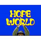 Hope World jhope by bimdesign