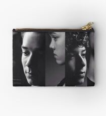 bw face Studio Pouch