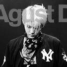 Agust D by bimdesign