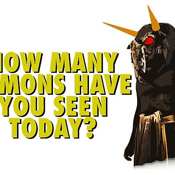 How Many Nimons Have You Seen Today? by kryten4k