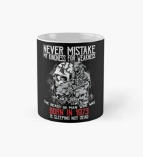 Happy Birthday Horror - Born In 1973 Classic Mug