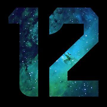 Twelve  by askbigink