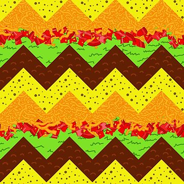 taco chevron by B0red