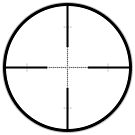 G2B Mil-Dot reticle by Rupert Russell