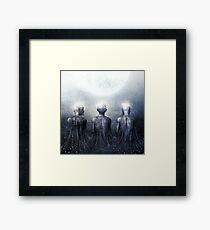 Ghost of Jatun Framed Print