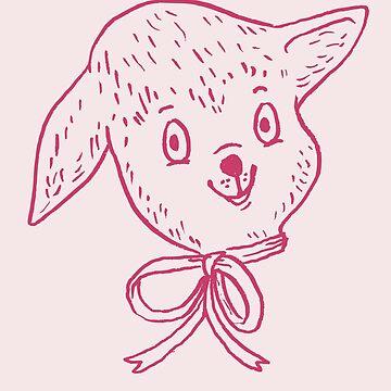 Happy Lamb-Puppy Animal  by ImaginaryAnimal