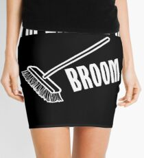 Funny Saying Mini Skirt