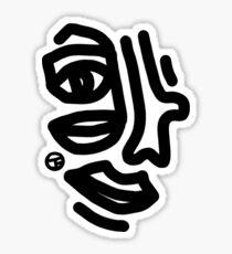 June Doodle Sticker