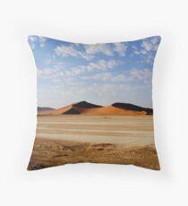Namib Naukluft Park Throw Pillow