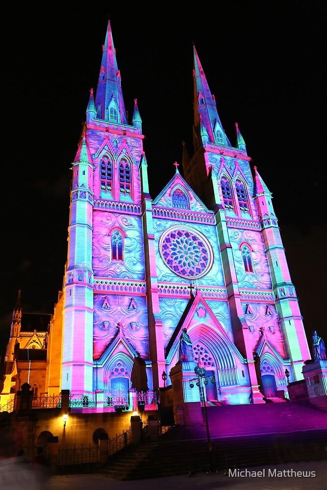 Pastel St Mary's by Michael Matthews