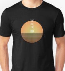 Camiseta unisex 1984 OUTRUN