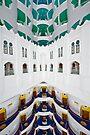 Burj Al Arab - interior 4 by David Clarke
