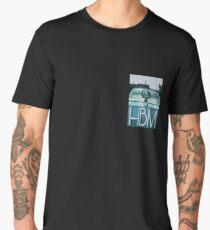 HBM cool tone logo Men's Premium T-Shirt