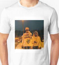 Shoreline Mafia Merch Slim Fit T-Shirt