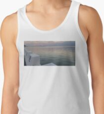 Merewether Sunset in Winter Tank Top