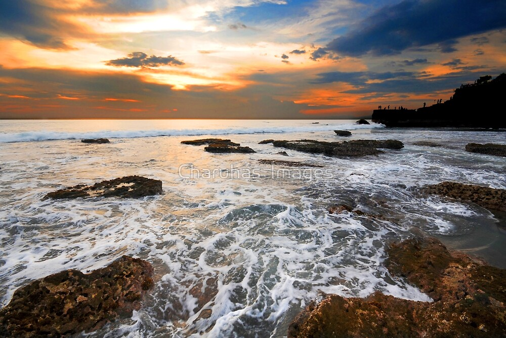 Seascape Tanhalot by Charuhas  Images