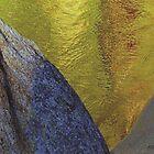 SAND HARBOR LAKE TAHOE by Elaine Bawden