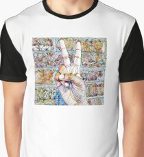 Peace At Our Fingertips Graphic T-Shirt