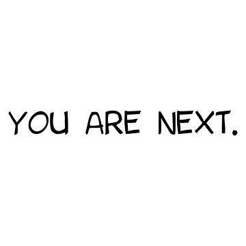 My Hero Academia - You are next. by keroame