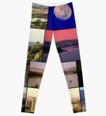Tasmania's Launceston* Leggings