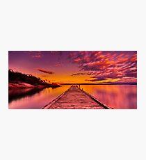 """Freycinet Dawn"" Photographic Print"
